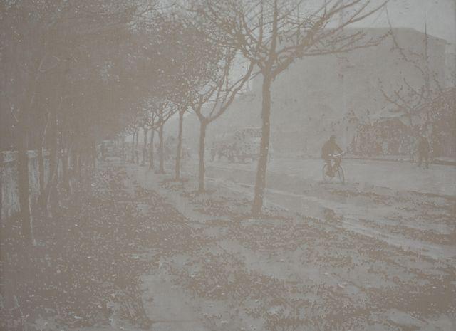 , 'Street Scene,' 2008, Pékin Fine Arts
