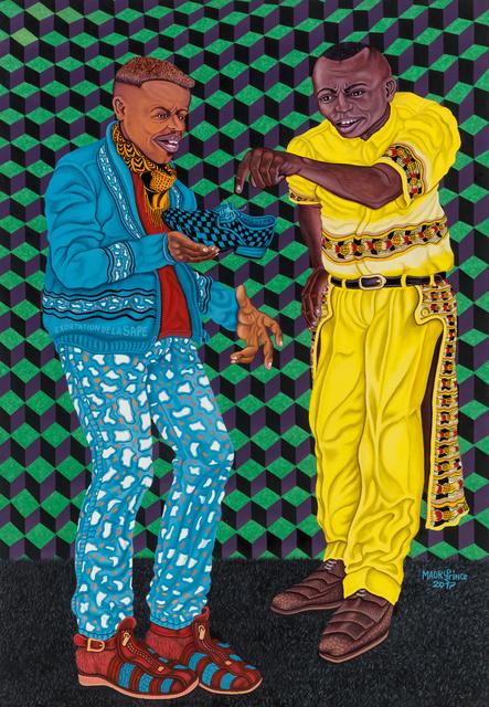 MAORY PRINCE, 'Negociation', 2017, Africa Bomoko