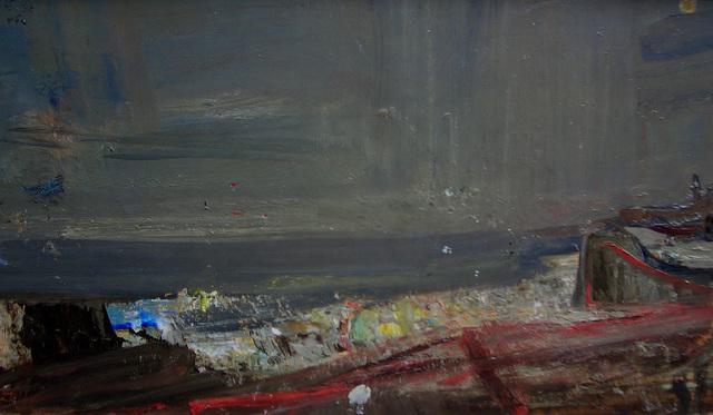 , 'Landscape, Catterline,' , Cyril Gerber Fine Art/ Compass Gallery