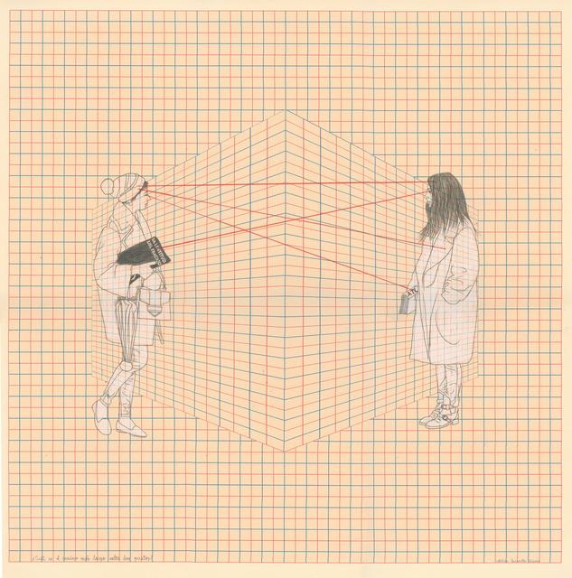 , ' ¿Cuál es el camino más largo entre dos puntos?,' 2014, Galería Sextante