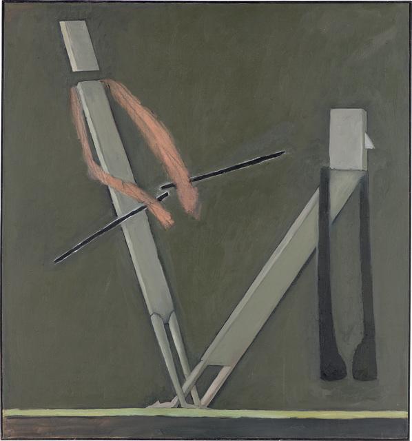 Mernet Larsen, 'Holding Back', 1988, Phillips