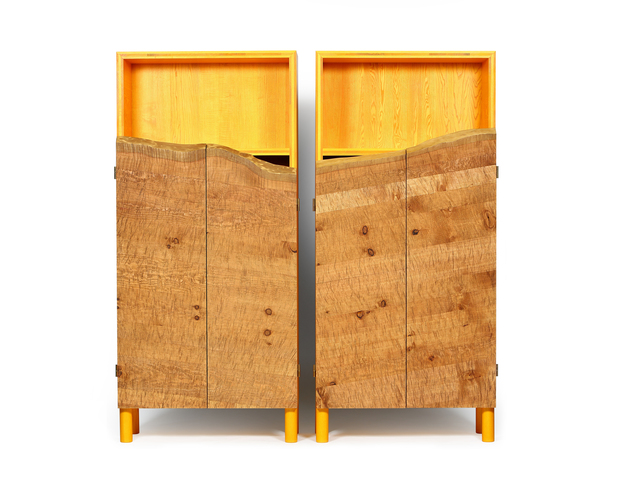 , 'Studiolo Cabinets,' 2017, Twenty First Gallery