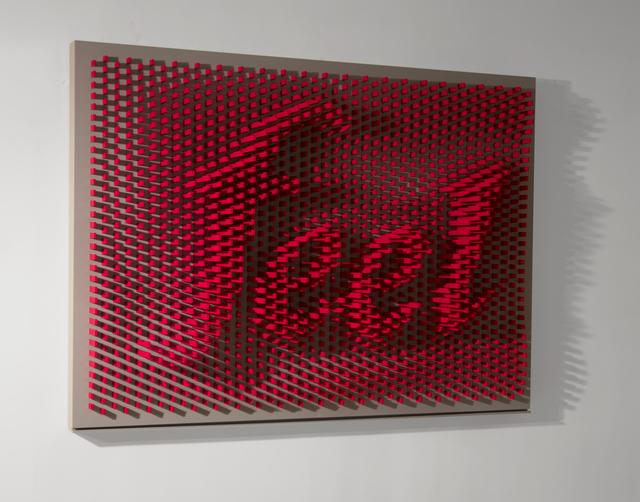 , 'Feel,' 2017, Sophia Contemporary