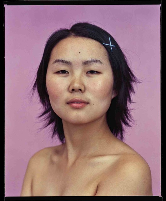 , 'Shen Jing, serveuse d'un restaurant népalais, novembre 2002, Shanghai 沈菁,尼泊尔餐厅服务员,2002年11月,上海,' 2002, Shanghai Gallery of Art