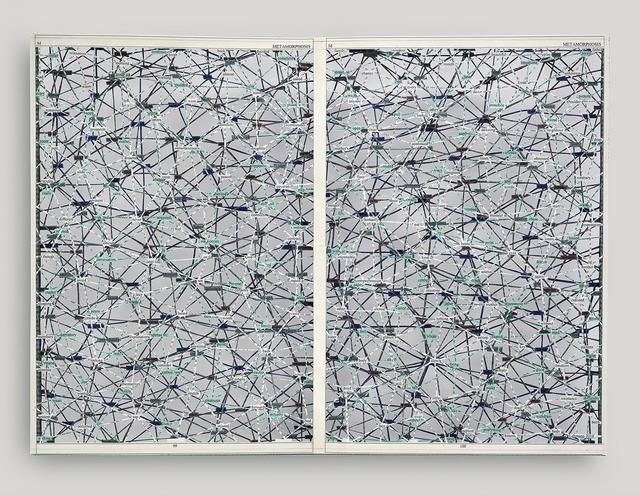 , 'Encyclopedia (Metamorphosis),' 2014, Artemisa Gallery