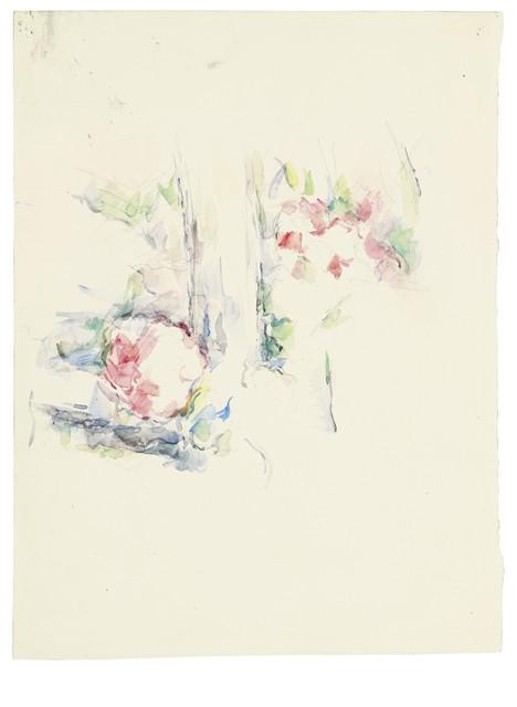 , 'Tronc d'arbre et fleurs,' ca. 1900, Jill Newhouse Gallery