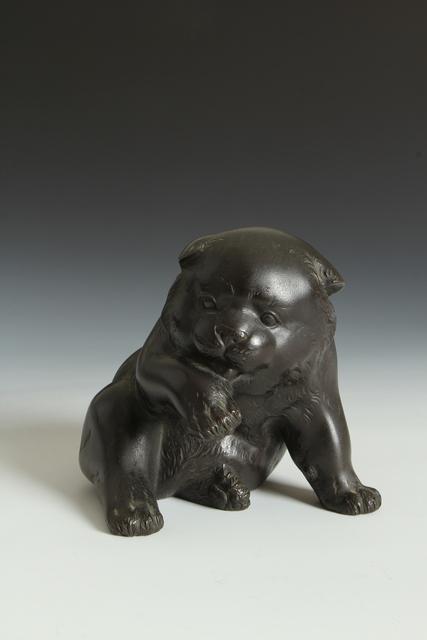 , 'Shiba Dog (T-3851),' Meiji era (1868, 1912), circa 1900, Erik Thomsen
