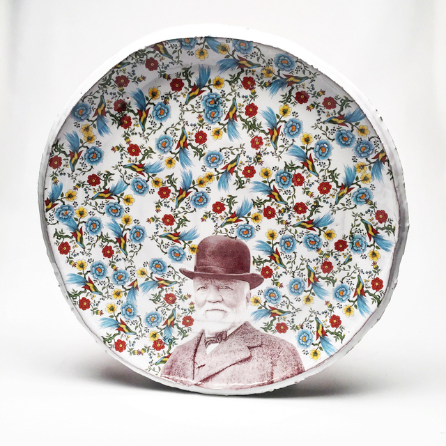 , 'Andrew Carnegie Platter,' 2017, Ferrin Contemporary