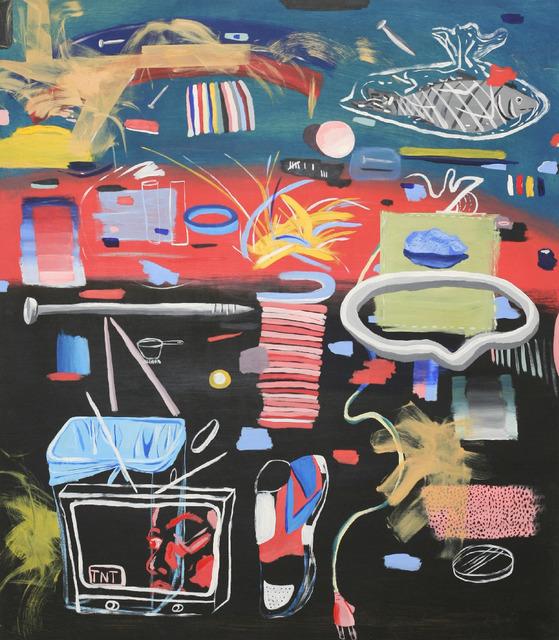 , 'Crapper,' 2017, Ro2 Art