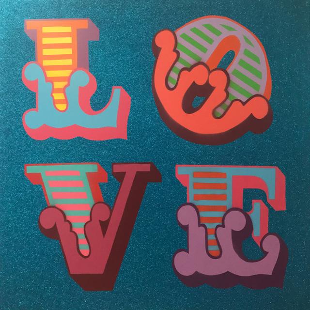 , 'LOVE,' 2017, Vroom & Varossieau