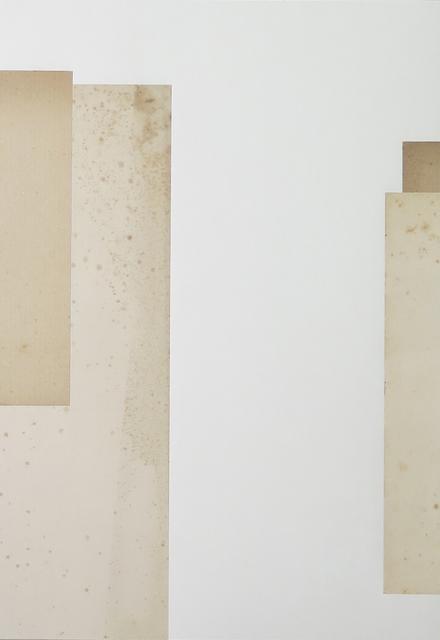 , 'The remains of the day I, ,' 2016, RocioSantaCruz