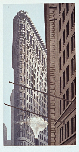 , 'Flatiron Building,' 1992, Alpha 137 Gallery