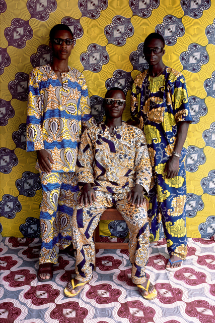 , 'Untitled (From Dahomey to Benin series),' 2010, Jack Bell Gallery