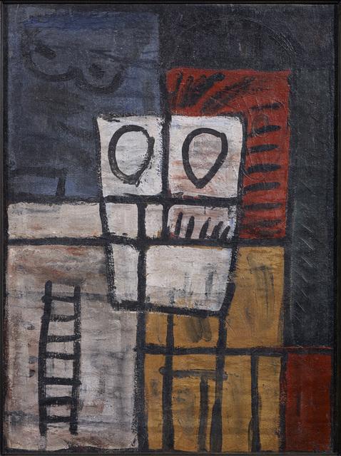 , 'Forma anímica en una estructura (Animistic form in a structure),' 1929, The Museum of Modern Art
