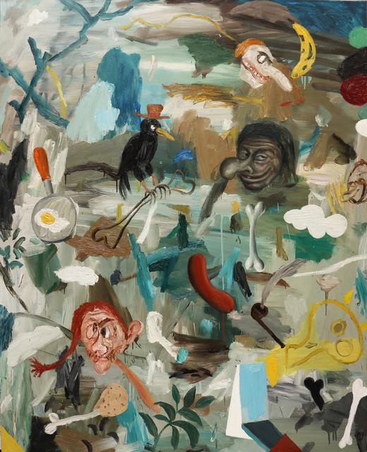 , 'Despeñaperros,' 2017, Álvaro Alcázar