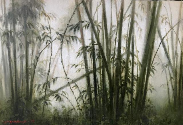 Jaco van Schalkwyk, 'Thickest Jungle, Study 3', 2019, Barnard