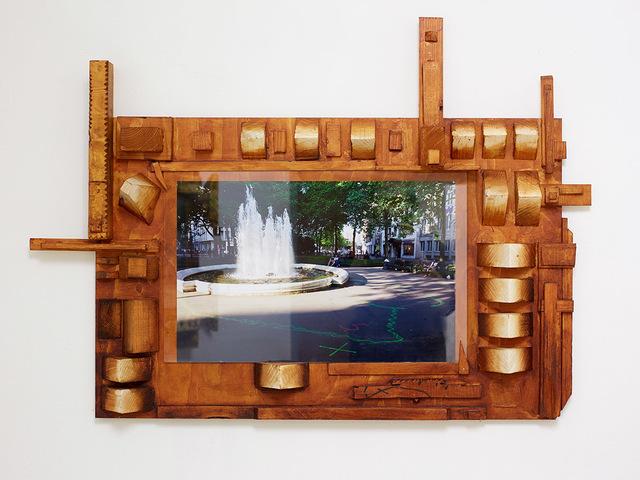 , 'NOLSTAGIA DE LA BOUE ,' 2016, Gallery AM MEER