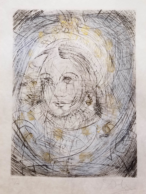 , 'Marguerite from Faust,' 1968, Galerie d'Orsay