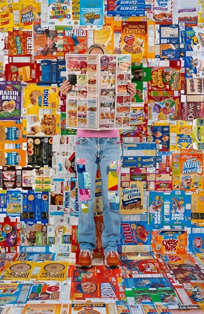 , 'Lost In My Life (Boxes),' 2009, Nina Johnson