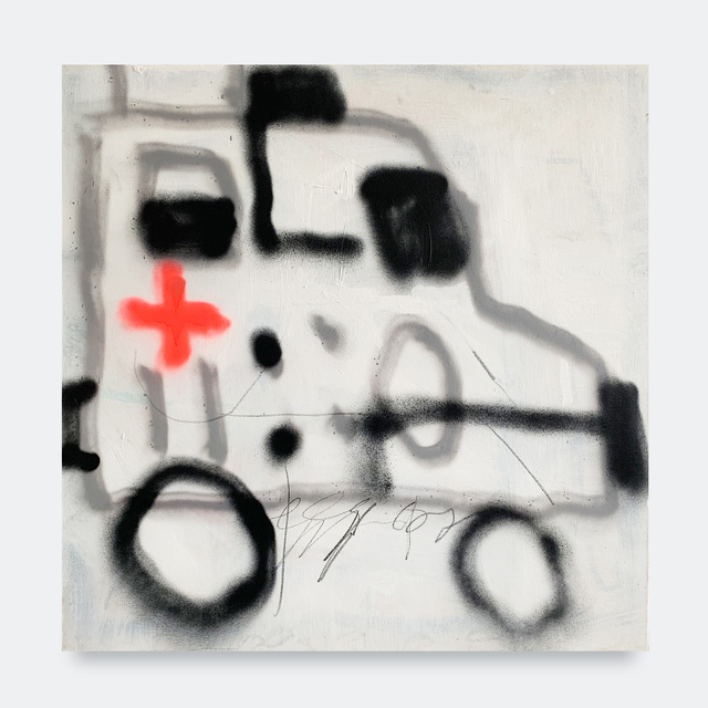 , 'Time Vehicle ,' 2019, V1 Gallery