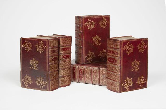 , 'L'Astrée,' 1647, Librairie Amélie Sourget