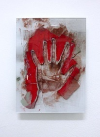 , 'L'empreinte,' 2012, Anne Barrault