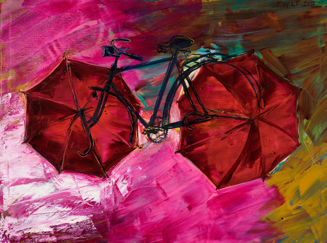 , 'Bicycle V.,' 2017, DSC Gallery