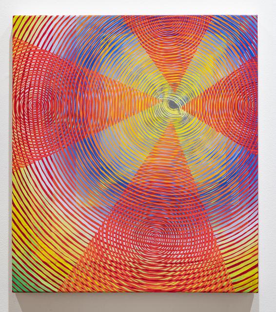 Andrew Schoultz, 'Intense Eye Projection', 2018, Joshua Liner Gallery