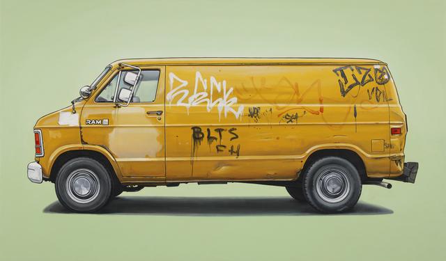 , 'Eliot,' 2012, Jonathan LeVine Projects
