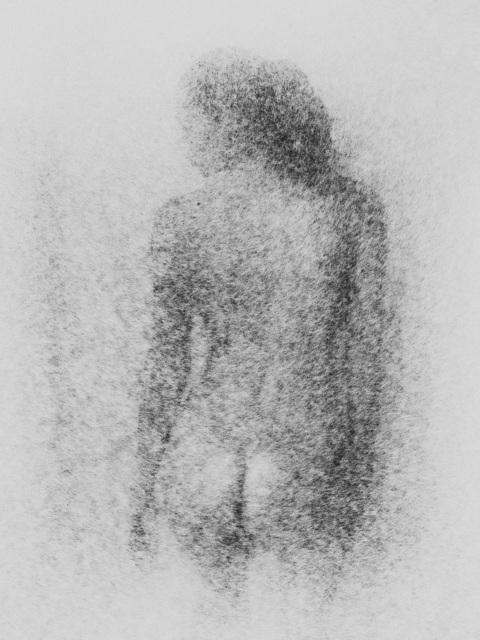 , 'Ghost Nude ,' 2017, Kahmann Gallery