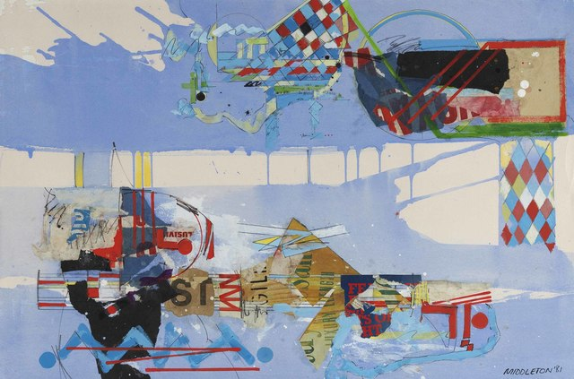 , 'Strong World,' 1981, Spanierman Modern