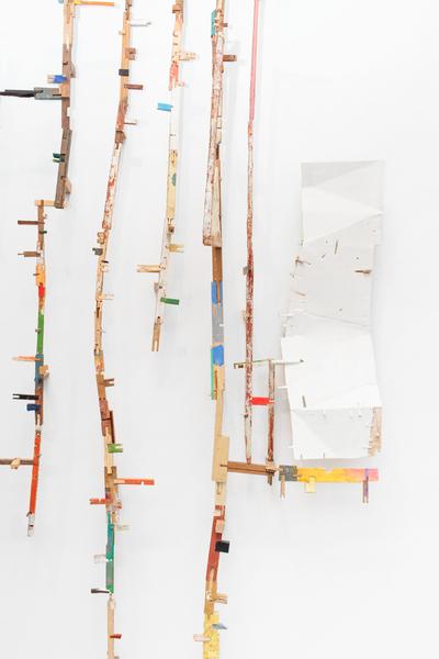 , 'Quarantine 2 (after Eavan Bloand),' 2015, Lesley Heller Gallery