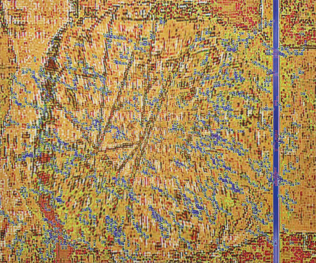 , 'viral attaque passiOn plus,' 1993, Galerie Richard