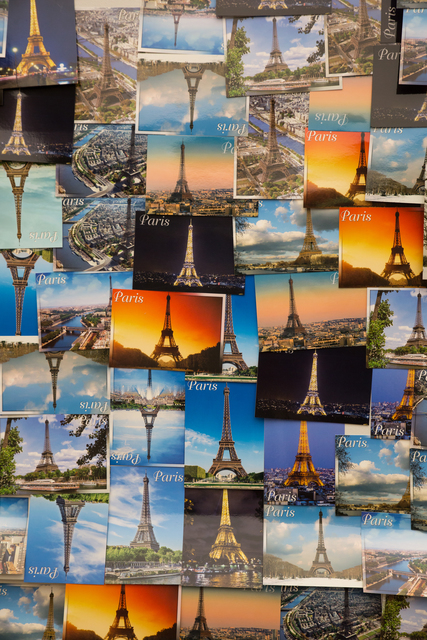 , 'Postcards,' 2015, Monnaie de Paris