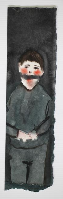 , 'Mordaça [Muzzle],' 2015, Casa Triângulo