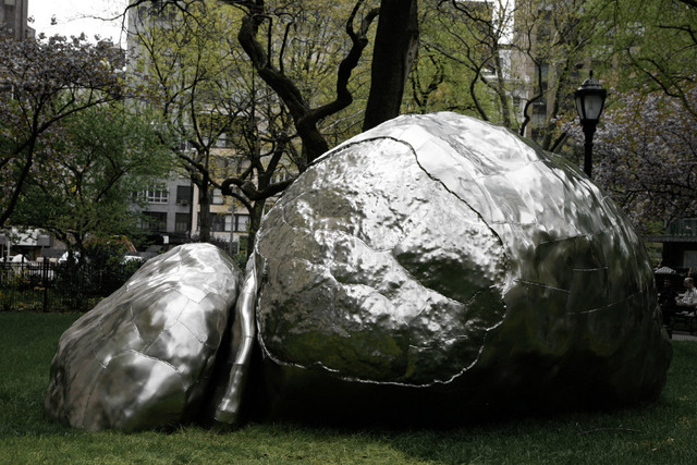 , 'Erratic,' 2007, Madison Square Park