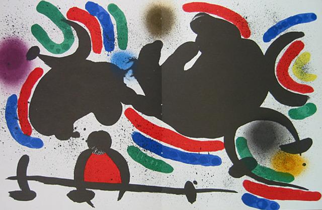 Joan Miró, 'Untitled', 1972, Galerie d'Orsay