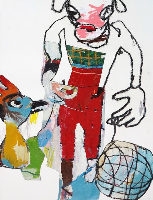 , 'ESPERANDO LA NOCHE,' 2018, Galerie Heike Strelow