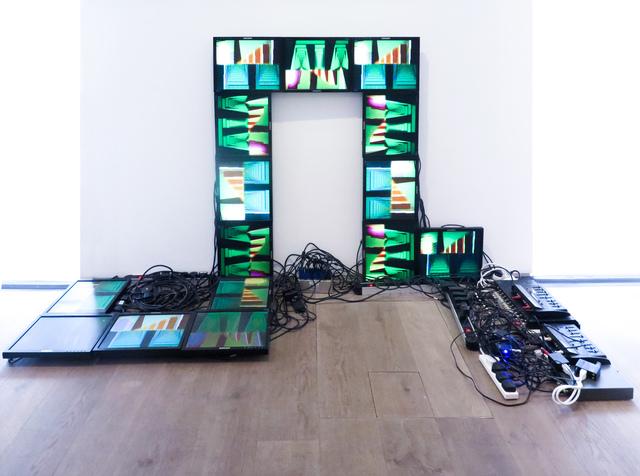 , '170916cc,' 2017, Kristin Hjellegjerde Gallery