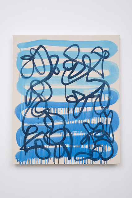 , 'Blue Bugaloo,' 2014, Chimento Contemporary