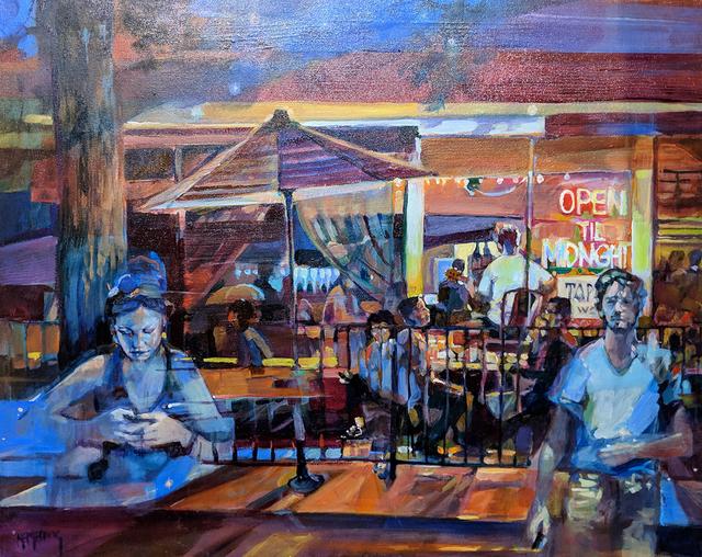 , 'Open Til Midnight,' , Sparrow Gallery