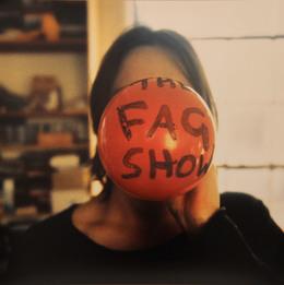 Sarah Lucas, 'The Fag Show', 2000, ClampArt