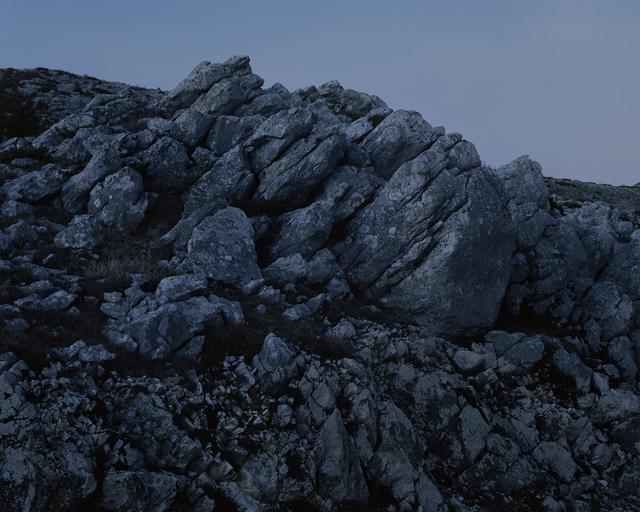 , 'Dolostone outcrop in the Campo Imperatore plateau, Gran Sasso and Monti della Laga National Park, Abruzzo, Italy,' 2015, MATÈRIA