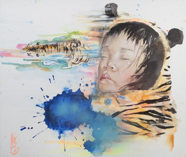 Lora Zombie, 'Tiger Dreams', 2015, Julien's Auctions