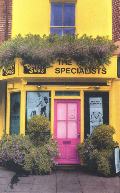 """, '""""The Specialists"""", London, 2001,' , Pucker Gallery"""