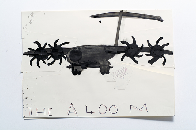 , 'A400,' 2014, Union Gallery