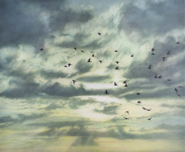 , 'Parting,' , Merritt Gallery