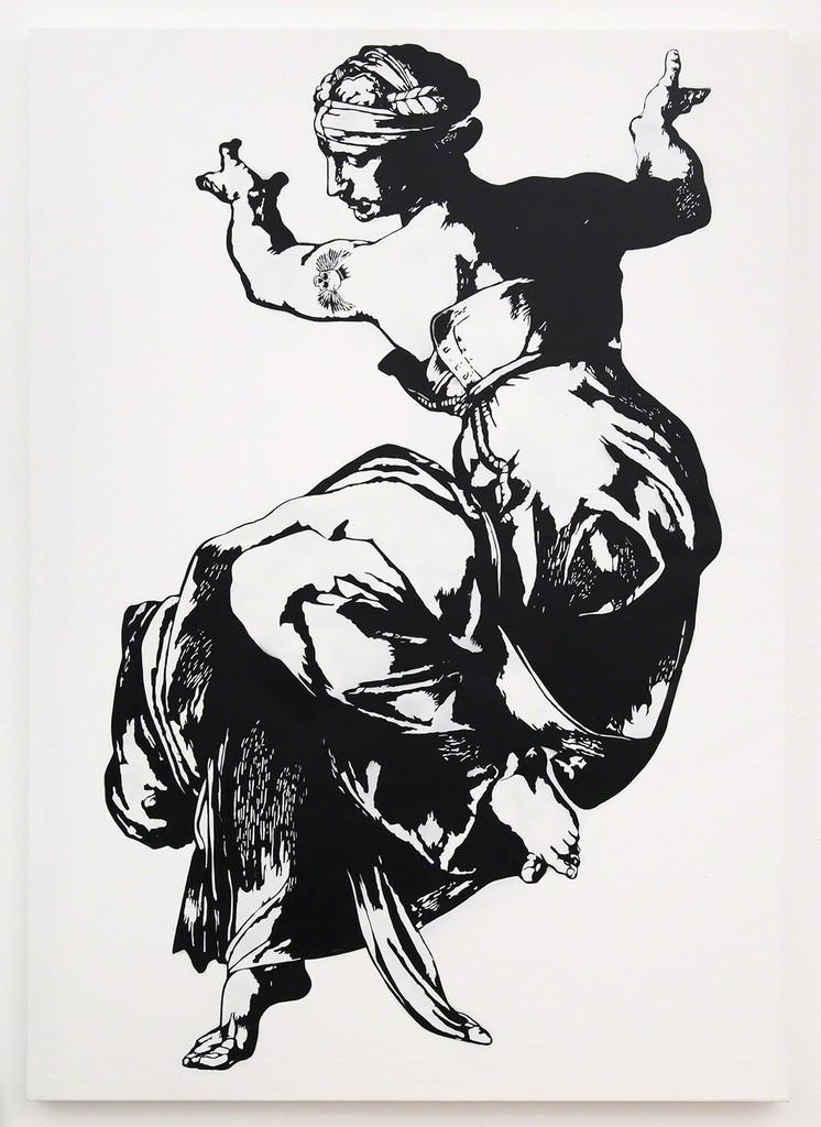 Blek le Rat, 'Sibyl,' 2013, Jonathan LeVine Projects