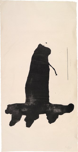 Robert Motherwell, 'Samurai', 1971, Bernard Jacobson Gallery