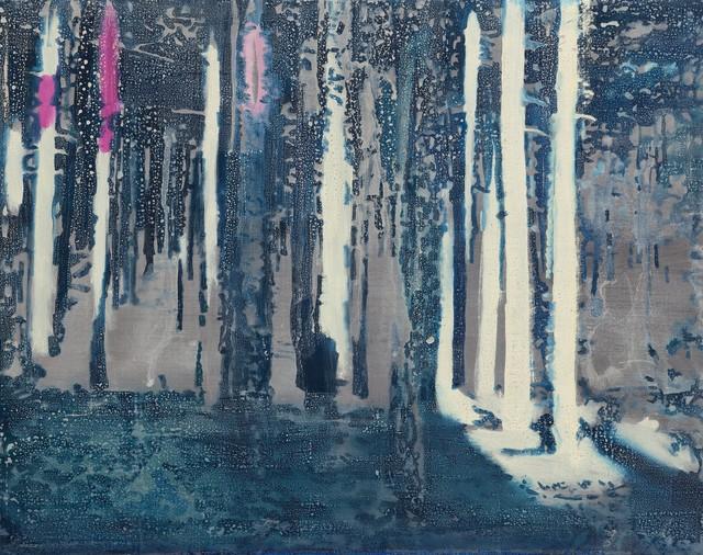 , 'Silver Forest #2,' 2017, Pop/Off/Art